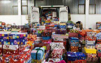 Humanitarna akcija Božiček za en dan