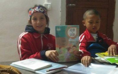 Učenec Osho nam predstavi svojo Kitajsko