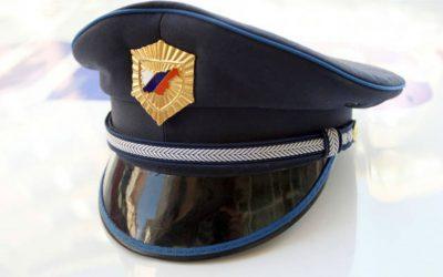 Obisk policista pri prvošolčkih