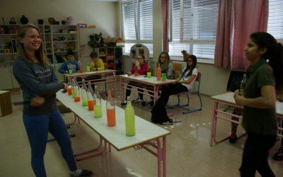 Dan dejavnosti: Erasmus+ projekt