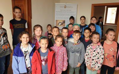 Druženje 2. in 7. razreda v okviru šolskega parlamenta