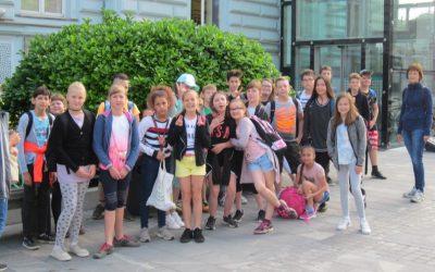 Zaključna ekskurzija učencev 2. triletja