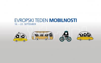 Evropski teden mobilnosti 2019: Gremo peš