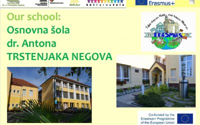 Predstavitev šole Erasmus+