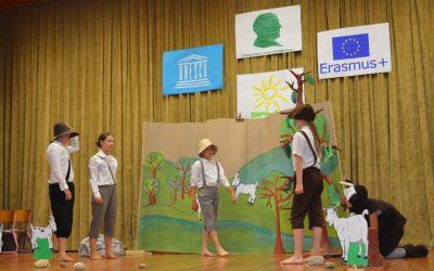 Erasmus+ dan – zaključek prvega leta