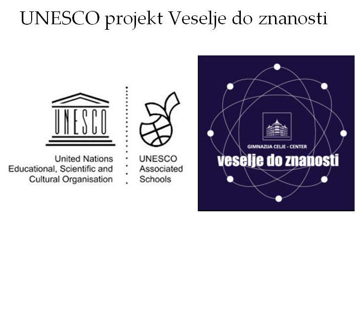 UNESCO projekt Veselje do znanosti