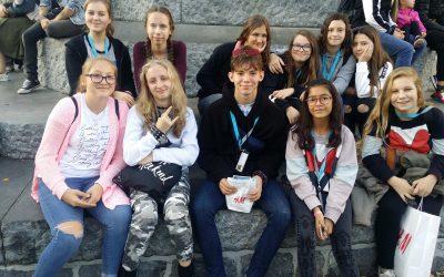 Gostili smo učitelje in učence v Erasmus+ izmenjavi