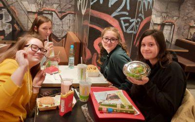 Zadnja izmenjava učencev na Poljskem v okviru Erasmus+ projekta