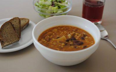 Brezplačni topli obrok