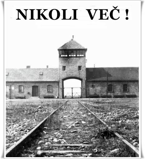 Svetovni dan spomina na žrtve holokavsta