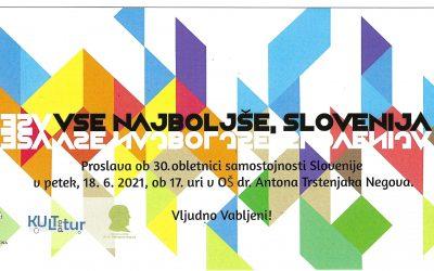 Proslava Vse najboljše, Slovenija!