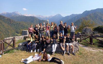 Šola v naravi (7. in 8. razred) – Tolmin