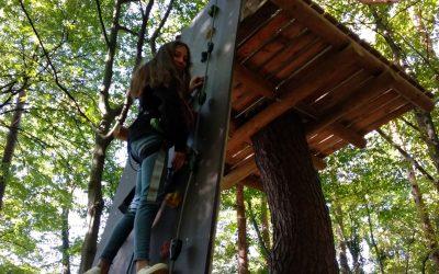 Obisk pustolovksega parka Betnava
